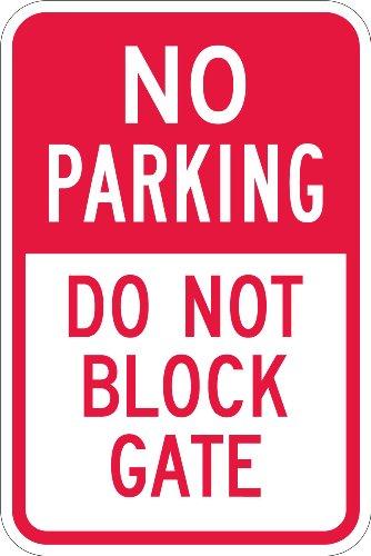 SmartSign Parking Sign Legend No