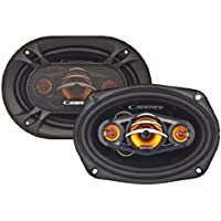Cadence Acoustics XS694 6x9-Inch 250 Watt Peak 4-Way Speaker System