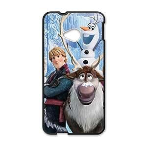 Frozen fresh cartoon design Cell Phone Case for HTC One M7