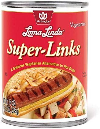 Loma Linda - Plant-Based - Super Links (