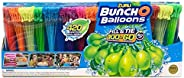 ZURU Bunch O Balloons, 420 Water Balloons, Fill & Tie 100 in 60 Seco