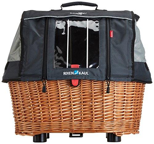 KlickFix rear basket Rixen & Kaul Doggy Basket Plus GTA by KlickFix
