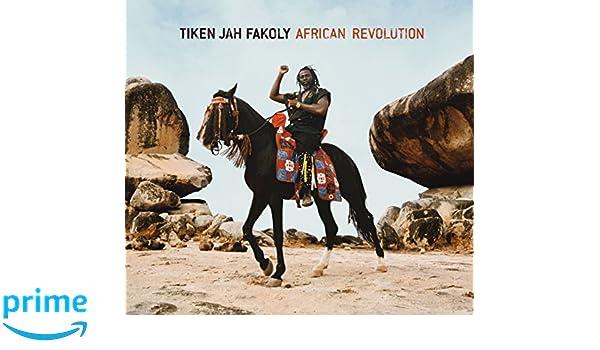album tiken jah fakoly african revolution