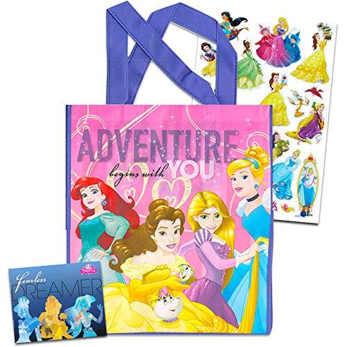 Disney Princesses Reusable Pink Tote Bag 14