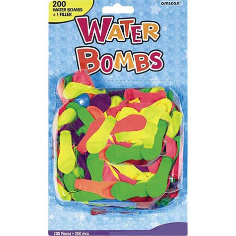 Water Bombs 200ct by Factory Card and Party Outlet