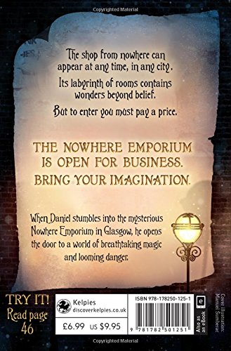 Image result for nowhere emporium blurb
