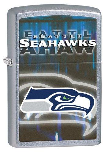 Amazon.com: Personalizado encendedor Zippo NFL Seattle ...