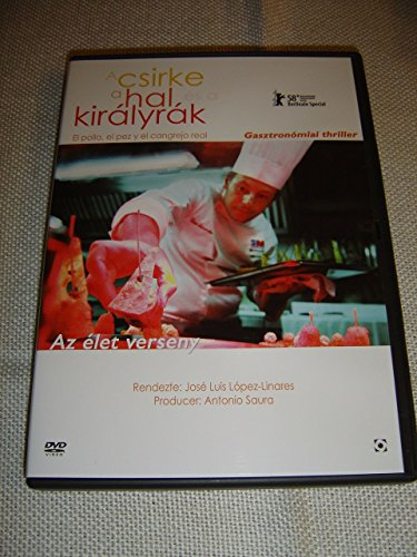 - A csirke, a hal és a királyrák (2008) El pollo, el pez y el cangrejo real / The Chicken, The Fish And The King Crab / HUNGARIAN and SPANISH Audio / Hungarian Subtitles [European DVD Region 2 PAL]