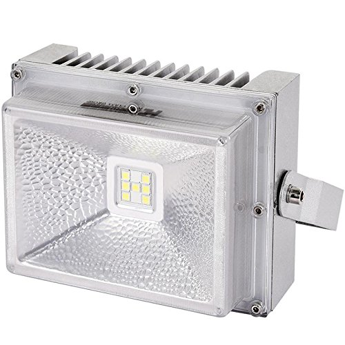 LUMINTURS(TM) 50W Hyper Power LED Chip Floodlight Wall Wash Light Lamp Waterproof IP67 Pure White