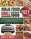 ninja foodi air fry smart xl grill cookbook: 1000