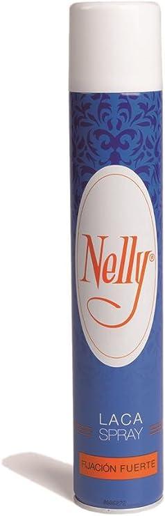Nelly - Laca Hair Spray - Fijación fuerte - 400 ml: Amazon.es: Belleza