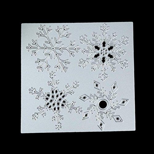 Metal Cutting Dies Stencil Scrapbook Paper Cards Craft Embossing DIY Die-Cut by Topunder U