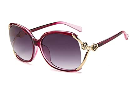 LL-GLASS Gafas de Sol Gafas de Sol Moda Flores Tendencias ...