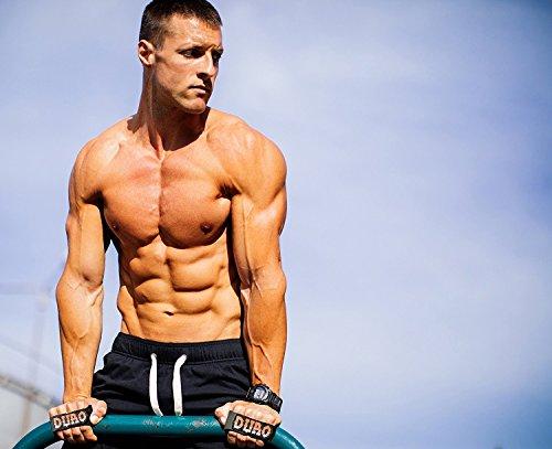 Ideal para Crossfit, musculación, gimnasia y fitness. Perfecto para hombre y mujeres. Naranja.: Amazon.es: Deportes y aire libre