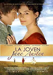 La joven Jane Austen [Blu-ray]