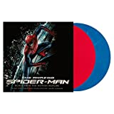 The Amazing Spider-Man Soundtrack Red & Blue Vinyl