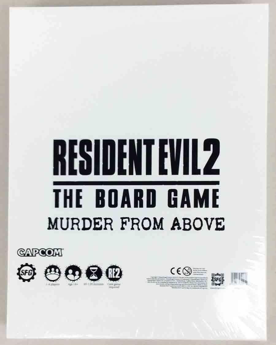 バイオハザード イービル2: ボードゲーム - 上からの殺人 拡張 (キックスターター限定) B07MZJPR38