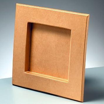 Bilderrahmen Karton Zum Basteln Bemalen Und Gestalten 185x15cm
