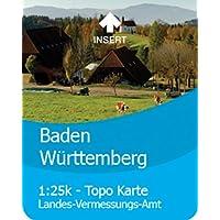 Satmap GPS System Karte 1:25000 & 1:50000 Deutschland