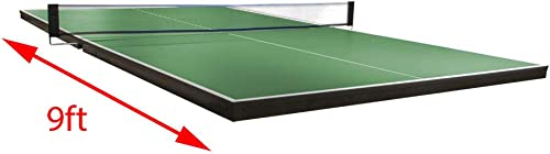 Martin Kilpatrick Ping Pong Table for Billiard Table