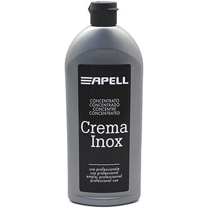 apell crema  Apell CREMA INOX PER LAVELLI IN ACCIAIO - 250 ml: : Fai da te