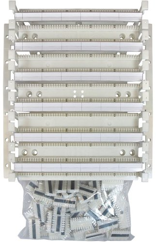 Allen Tel Products GB300-C5-KIT Non Field Terminated, 300 Pair Category 5e 110 Termination Block