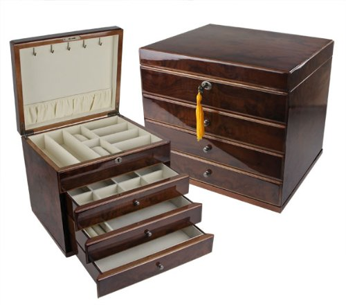 Sayre & Co. Whitehall Jewelry Box by Sayre