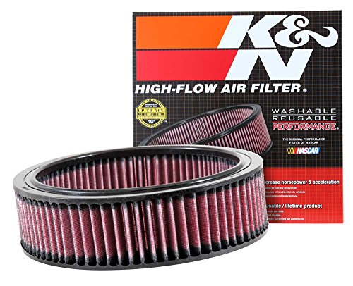 K&N E-1100 High Performance Replacement Air Filter 1993 Dodge D150 Replacement