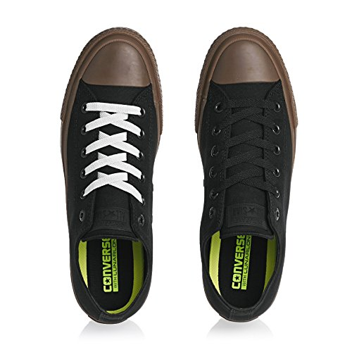 Nero Star Sneaker All Ii Low Uomo Converse Taylor Chuck w8CHt