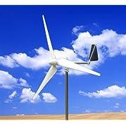 ALEKO® WG1.5KW 1.5KW 1500 Watt Residential Wind Generator