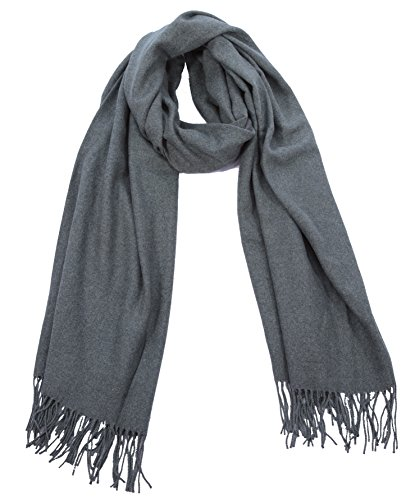 Price comparison product image Portola Extra Soft Cold Weather Scarf (Grey)