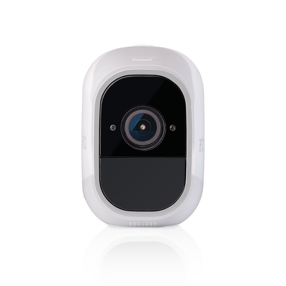 Arlo Pro 2 - (1) Add-on Camera   Rechargeable, Night vision, Indoor/Outdoor, HD Video 1080p, Two-Way Talk, Wall Mount   Cloud Storage Included   Works with Arlo Pro Base Station (VMC4030P) by Arlo Technologies, Inc
