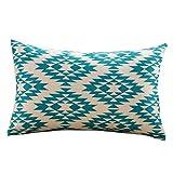 Vibola 30cm50cm Cushion Cover Throw Cartoon Pillowcase Linen...