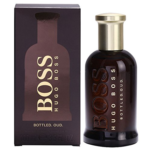 6e4bde5d56 Bŏss Bottled Oud by Hŭgo Bŏss Eau De Perfum for Men 3.3 fl oz, 100 ml - Buy  Online in Oman. | Misc. Products in Oman - See Prices, Reviews and Free ...