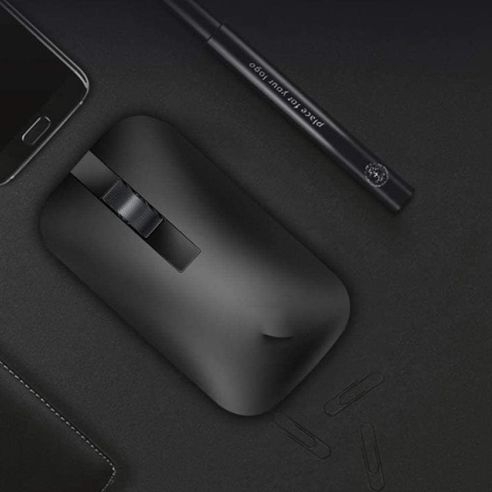 A Multi-Mode Wireless Mouse Slim Fashion Home Office Bluetooth Computer Notebook Wireless Mouse