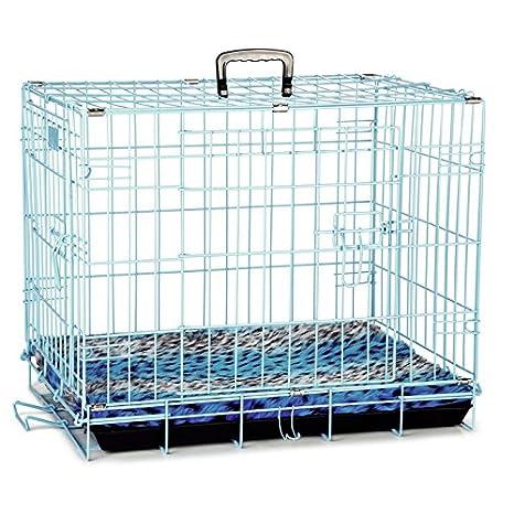 Beeztees Perros Box Jaula Transporte Perros Caja de Transporte ...