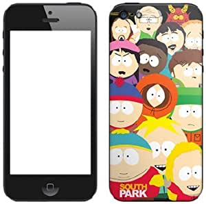 Zing Revolution South Park Premium Vinyl Adhesive Skin for iPhone 5, Group (MS-SPRK80318)