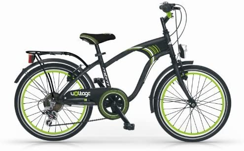 MBM VOLTAGE 20 BICYCLE BIKE MAN CITY TREKKING 6S BICICLETA ...