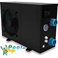 Wärmepumpe ECO 4,5 KW Poolheizung Schwimmbadheizung Stahlwandpool Pool Heizung
