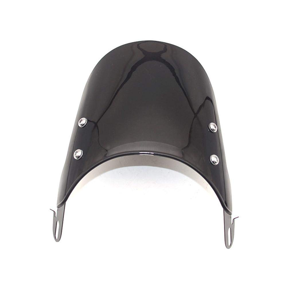 Universal Motorcycle Windscreen Windshield Wind Deflector for HONDA