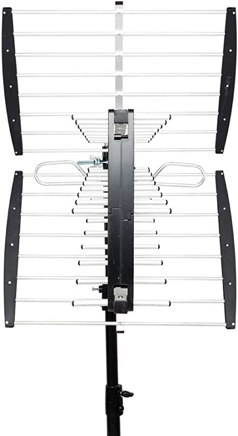 Leadzm 180 Mile HDTV Outdoor Amplified HD TV Antenna Digital UHF Radio