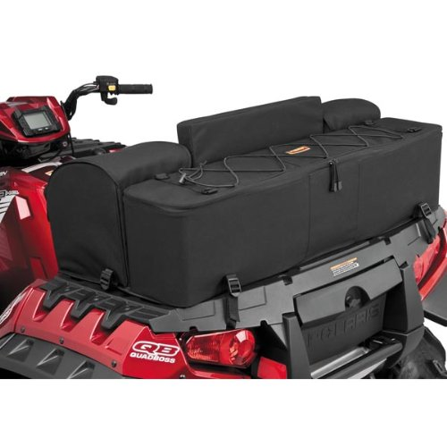 QuadBoss ATV Rear Rack Motorcycle Bag - One -