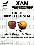 CSET Biology Life-Science 120, 124, Sharon Wynne, 158197809X