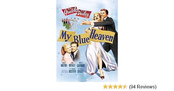 Amazon com: My Blue Heaven (1950): Betty Grable, Dan Dailey