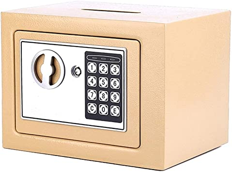 DHR Alcancía Caja fuerte segura de la caja creativa de la ...