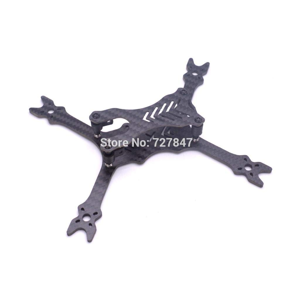 HANTU 248mm Laliva HANTU 190mm   210mm   248mm Carbon Fiber Frame Kit with 4mm arm Quadcopter for Ghost FPV RC Cross Racing Drone Quadcopter  (color  HANTU 248mm)