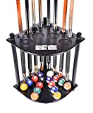 Cue Rack Only - 8 Pool Billiard Stick & Ball