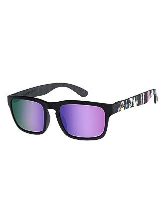 9866a338ecf5e Quiksilver - Gafas de Sol - Hombre - ONE SIZE - Negro  Amazon.es  Ropa y  accesorios