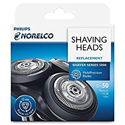 Philips Norelco Replacement Head for Series 5000 Shavers, SH50/52 by Philips Norelco