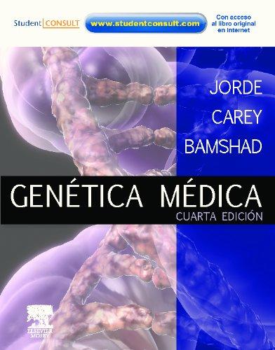 Descargar Libro Genética Médica L.b. Jorde